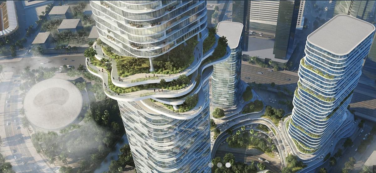 tiện ích dự án empire city