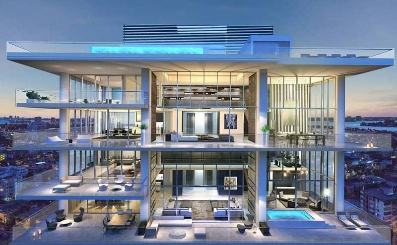 chung cư penthouse tphcm