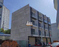 Bán 4 căn nhà mặt tiền đường số 2 Khu nhà ở Hương Sen, Dĩ An, Bình Dương