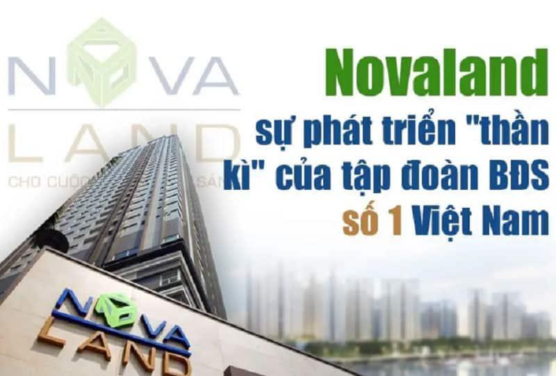 bất động sản novaland