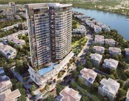 Bảng Giá Dự Án Thảo Điền Green Towers Mới Nhất 2021