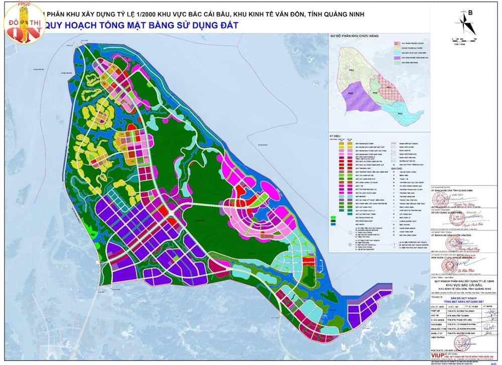 bản đồ quy hoạch 1/2000