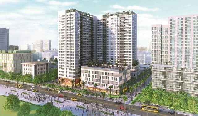 dự án orchard parkview