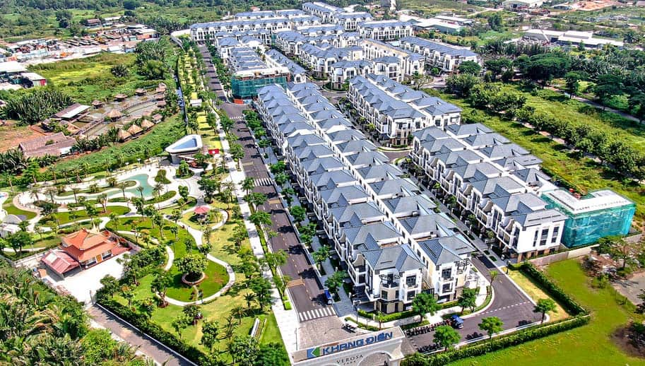 dự án verosa park khang điền