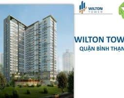 Thông Tin Dự Án Căn Hộ Wilton Tower Quận Bình Thạnh Năm 2021