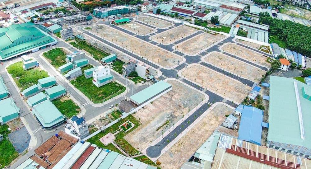dự án đất nền đầu tư