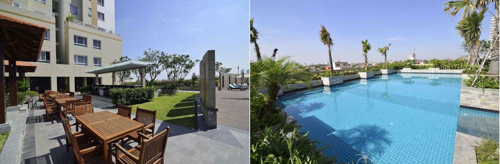 tiện ích căn hộ tropic garden q2